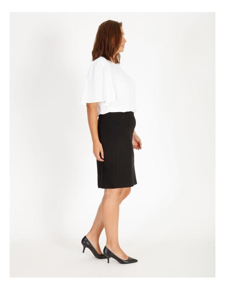 Ponte Skirt image 2