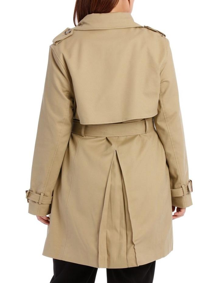 Basic Trench Coat image 3