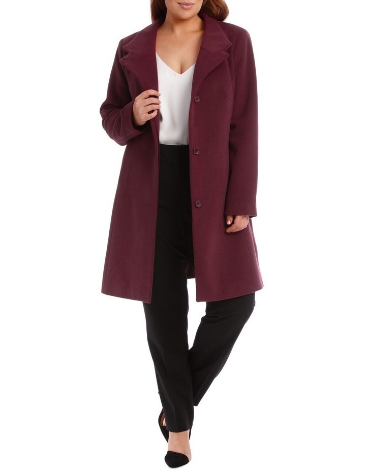 Funnel Neck Coat image 1
