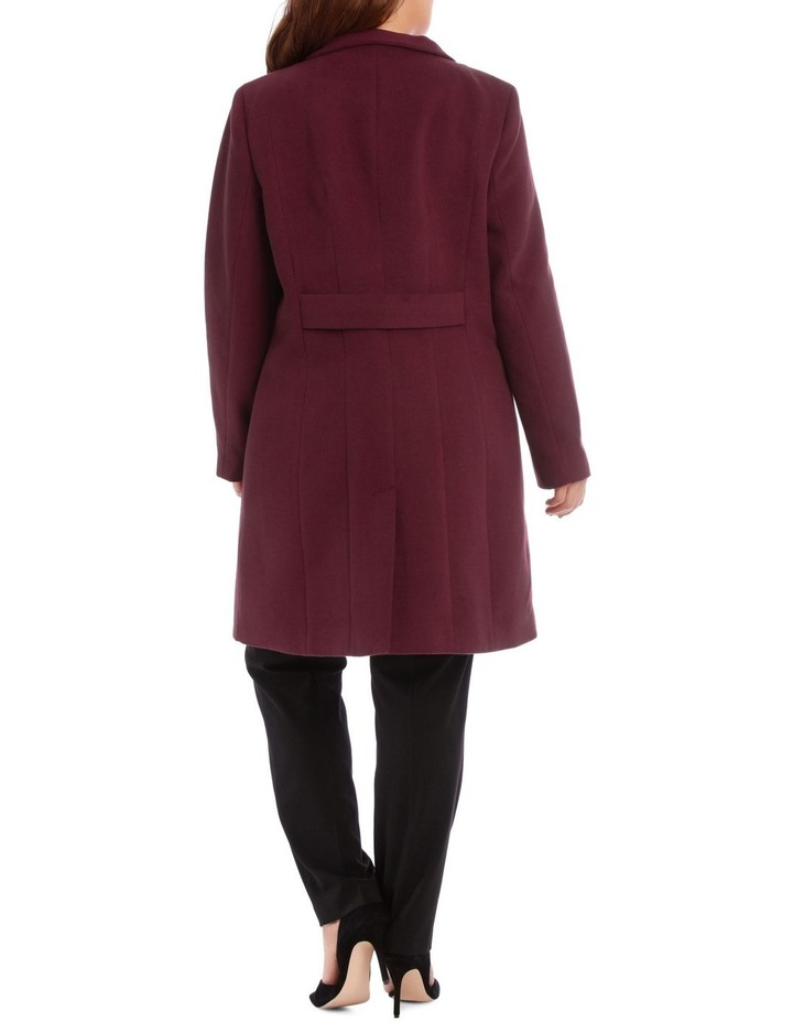 Funnel Neck Coat image 3