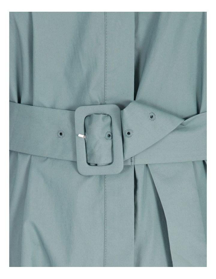 Poplin Shirt Dress image 5
