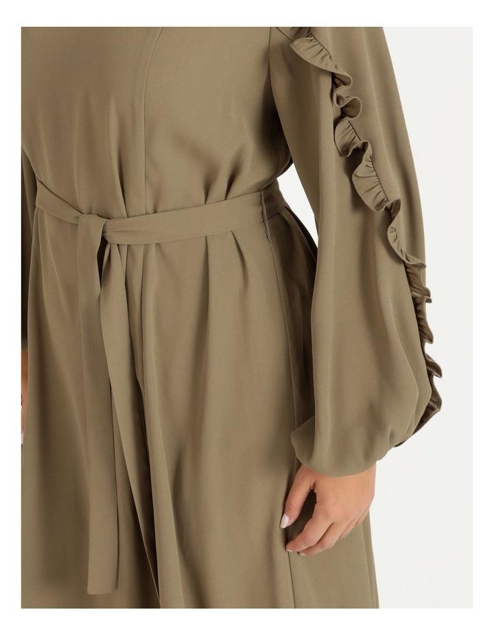 Ruffle Detail Dress image 4