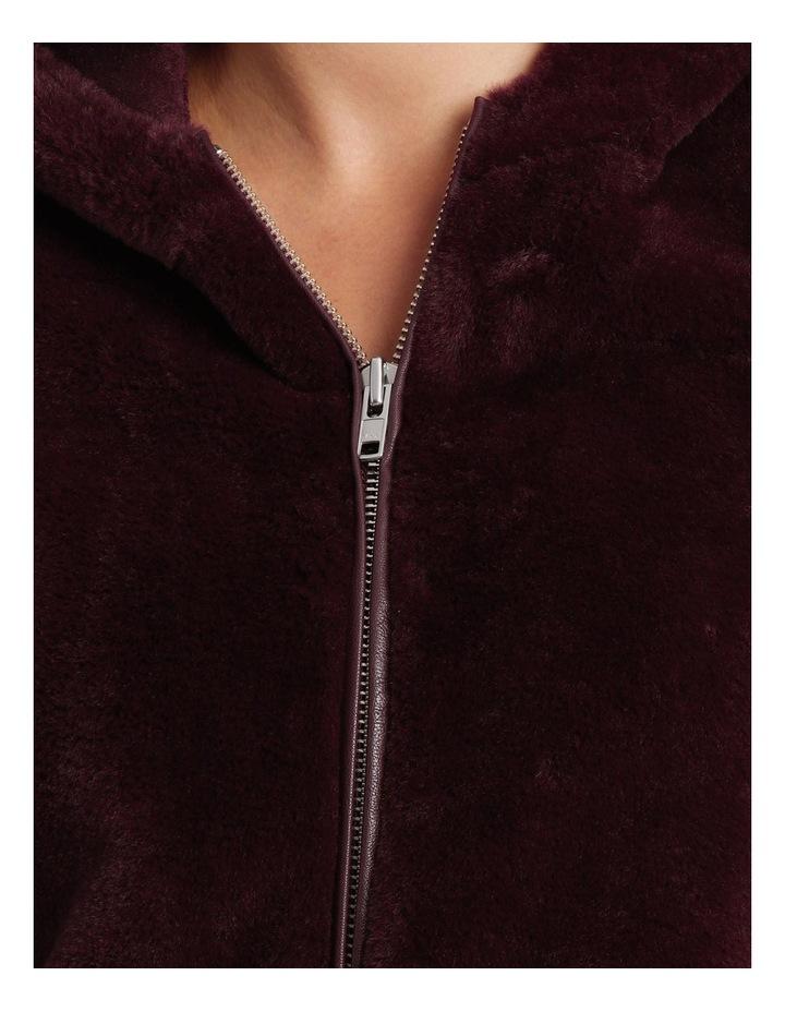 Jacket Faux Fur Anorak side pockets image 4