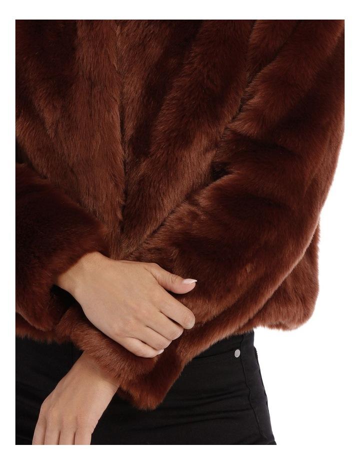 Jacket Fur Crop image 4