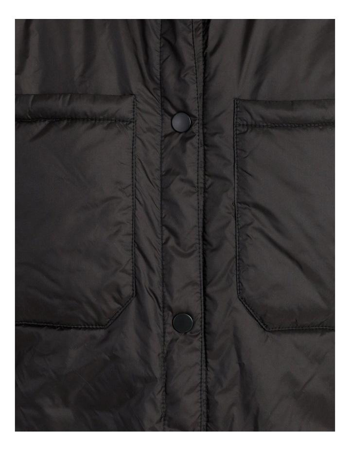 Padded Rain Jacket image 6