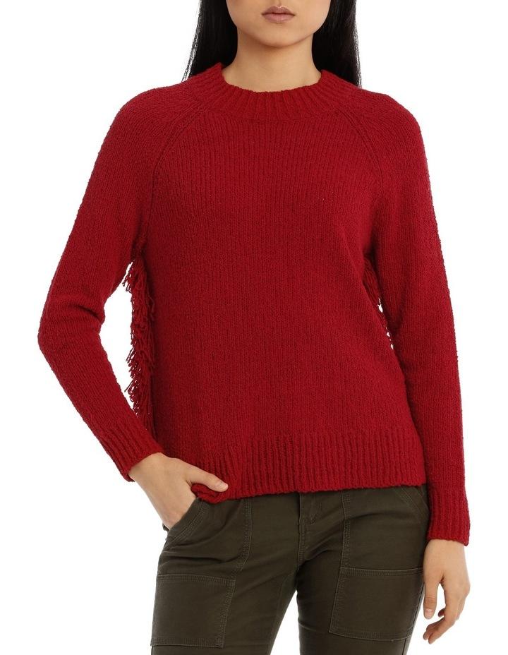 Sweater With Fringing image 1