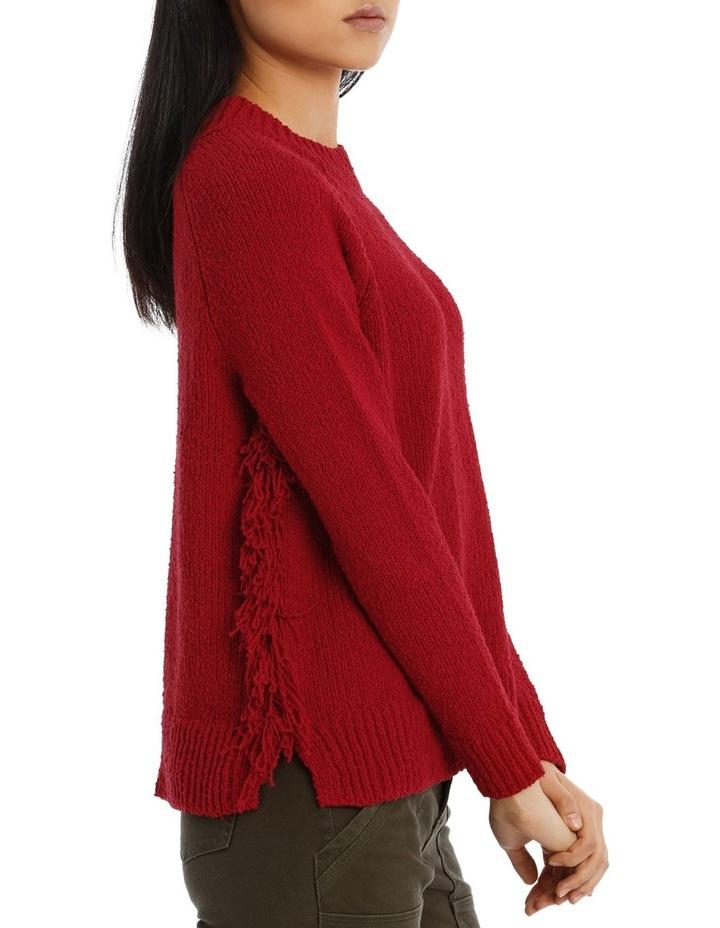 Sweater With Fringing image 2