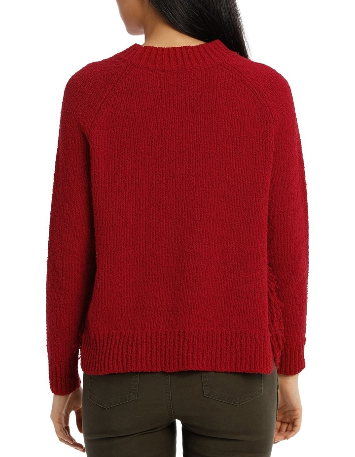 Sweater With Fringing image 3