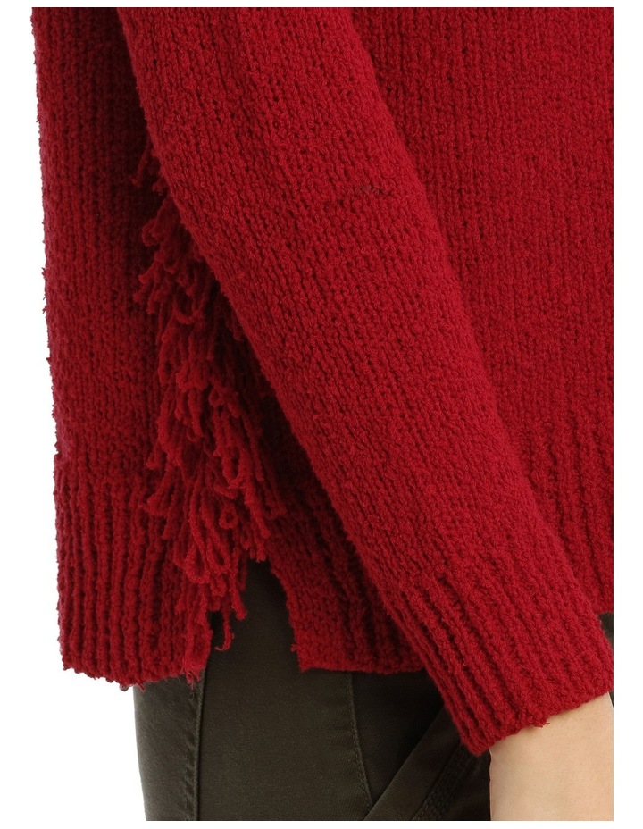 Sweater With Fringing image 4