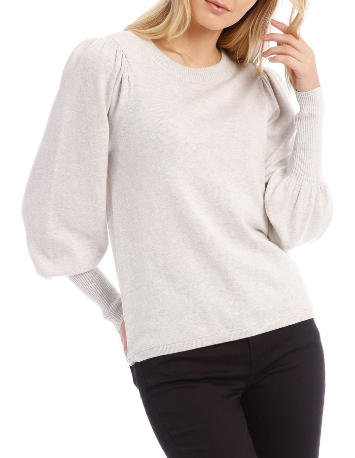 Bell Sleeve Sweater image 1
