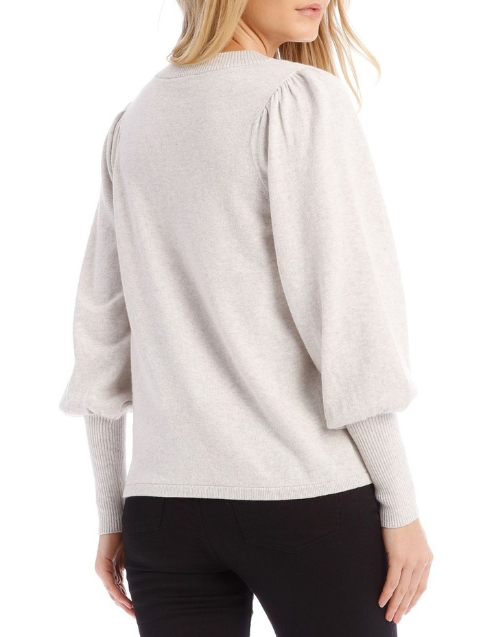 Bell Sleeve Sweater image 3