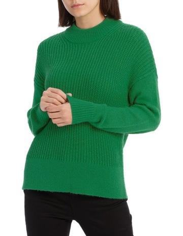 d6a978ca139edf Piper Sweater Crew Neck Fluffy Yarn
