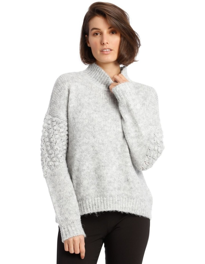 Sweater With Bobbles image 1
