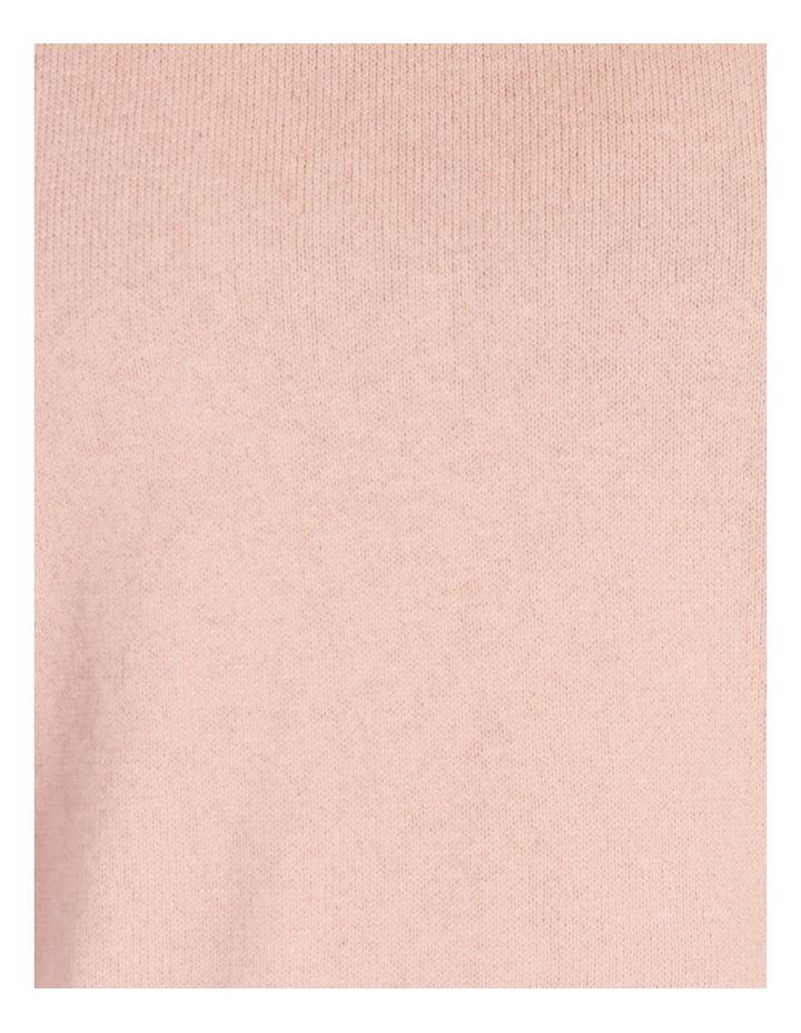 Fine Gauge Puff-Sleeve Sweater image 6