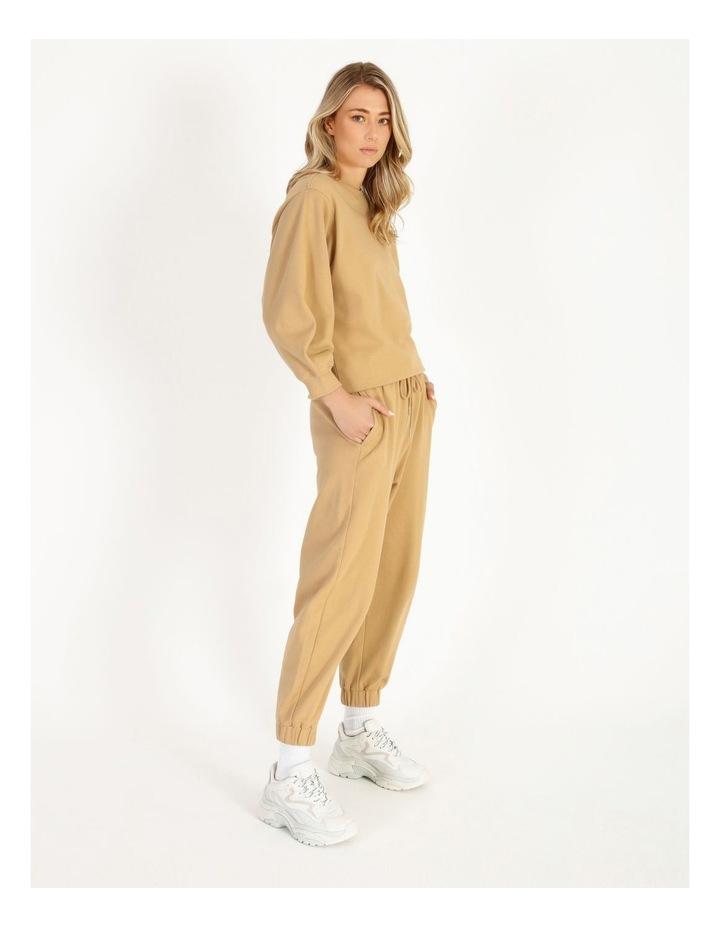 Organic Cotton Puff Sleeve Sweater image 4