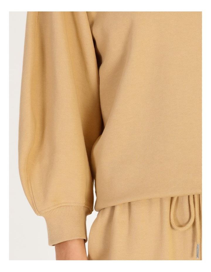 Organic Cotton Puff Sleeve Sweater image 5