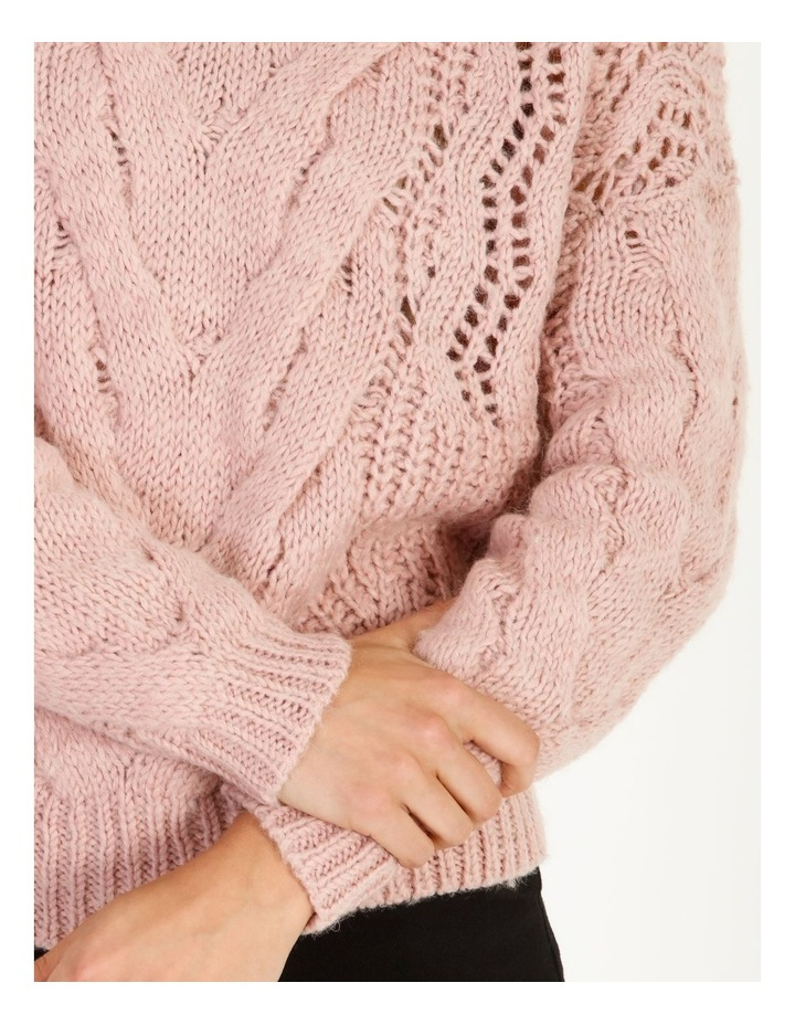Cable Knit Jumper image 6