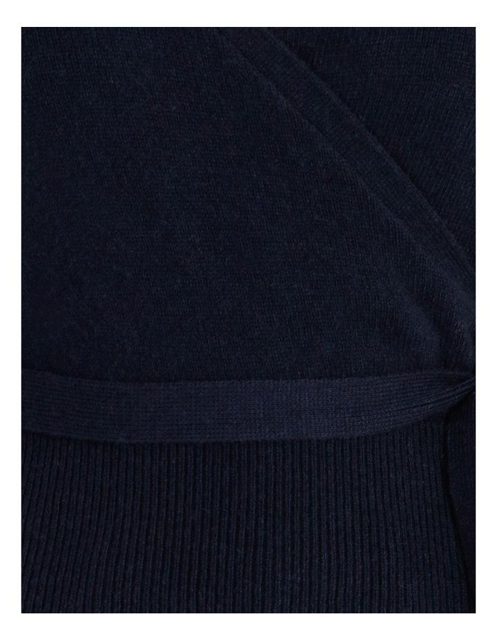 V-Neck Wrap Jumper image 6