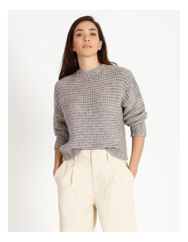 Chunky Knit Sweater image 1