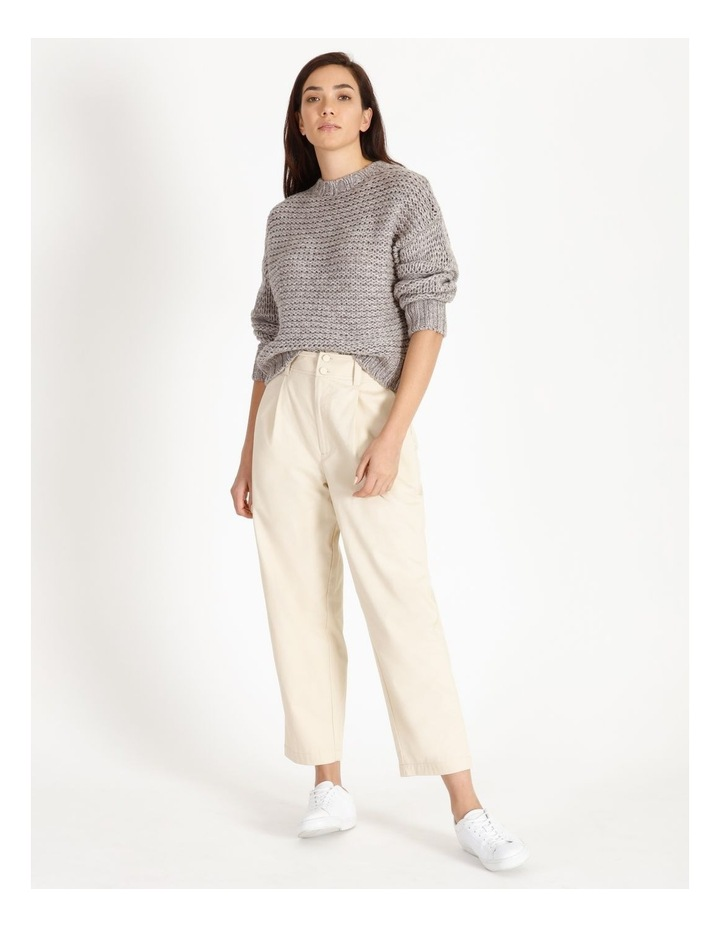 Chunky Knit Sweater image 2