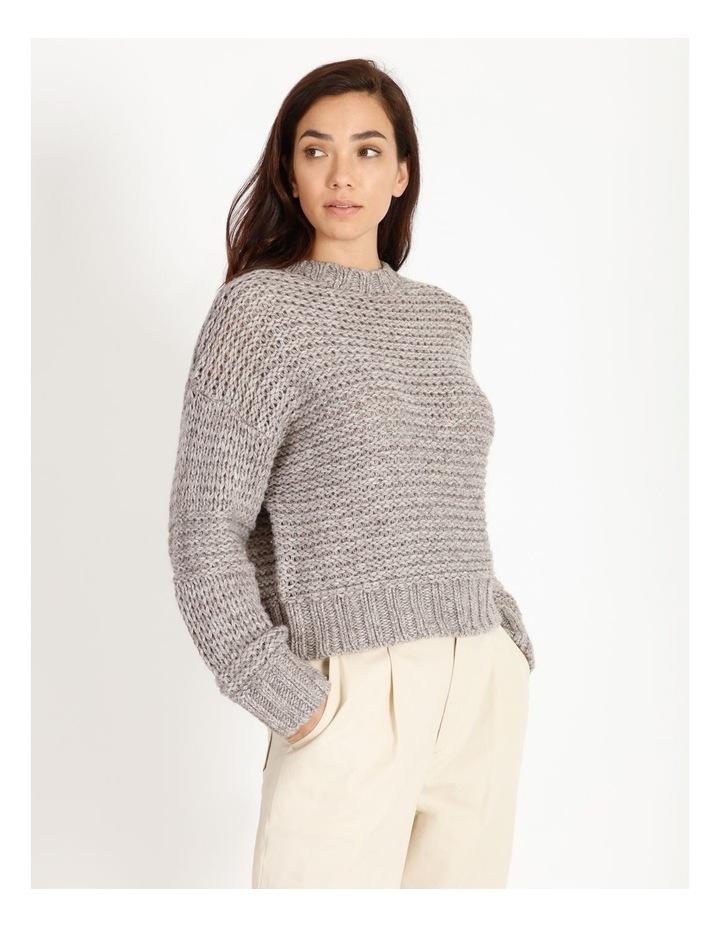 Chunky Knit Sweater image 3