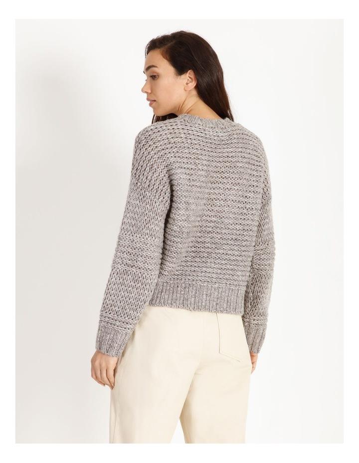 Chunky Knit Sweater image 4
