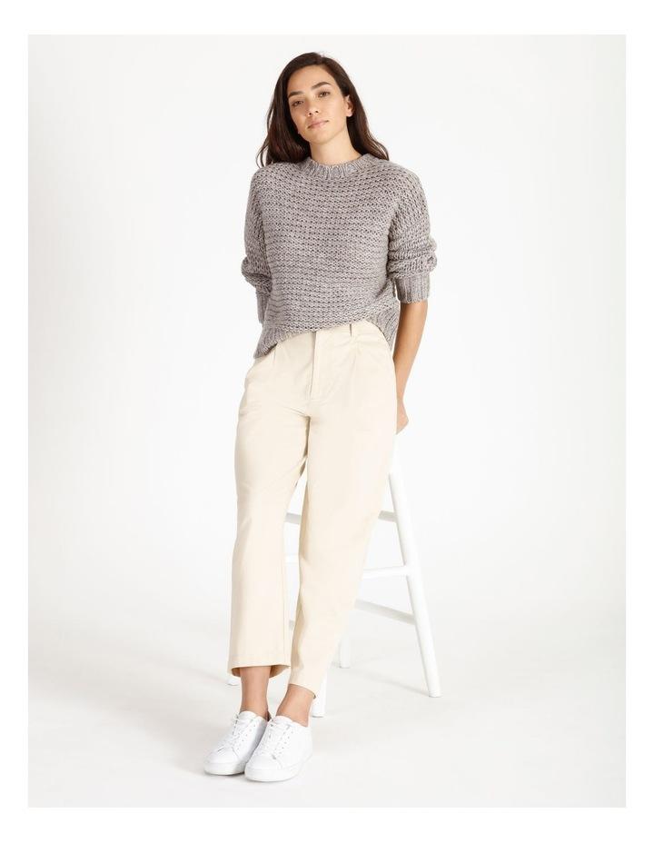 Chunky Knit Sweater image 5