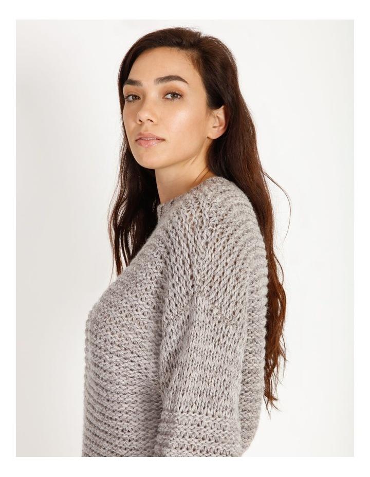 Chunky Knit Sweater image 6