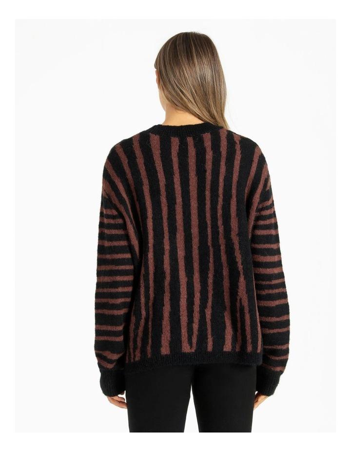 Vertical Stripe Knit image 5