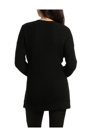 Piper - Cardigan with Side Ties