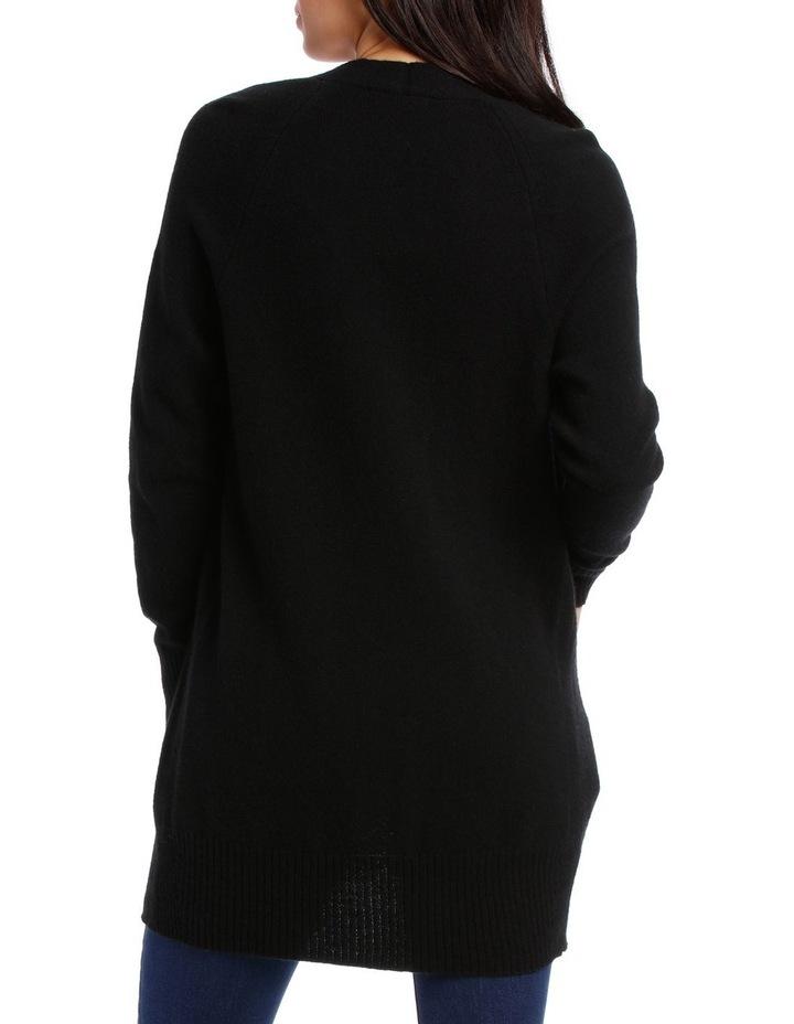 Cardigan Edge to Edge with Pockets image 3