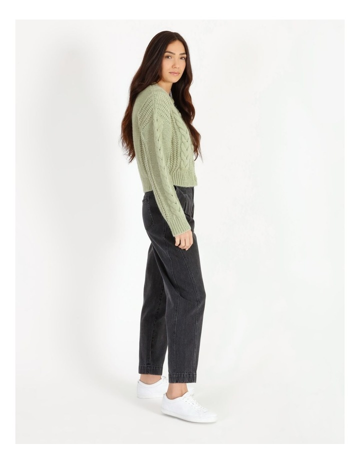 Cable Knit Cardigan image 2