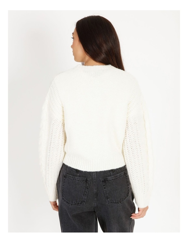 Cable Knit Cardigan image 3