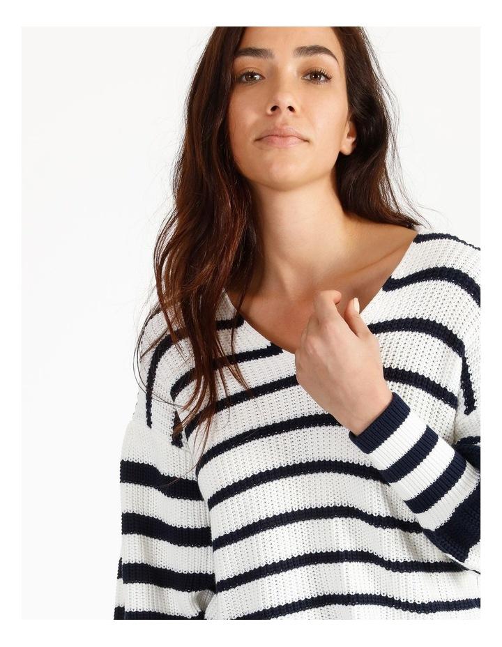 Balloon Sleeve Knit image 1