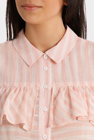 Piper - Shirt  with cold shoulder