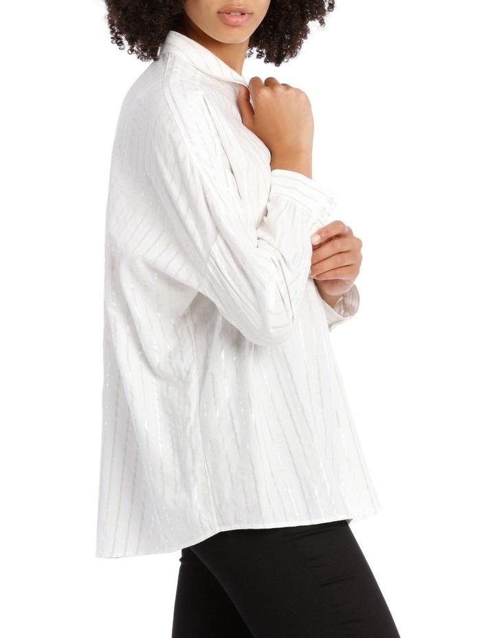 Textured Longline Shirt image 2