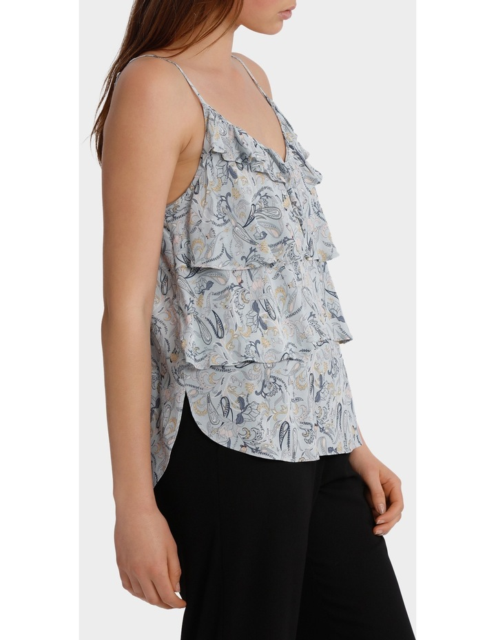 Cami with frills image 2