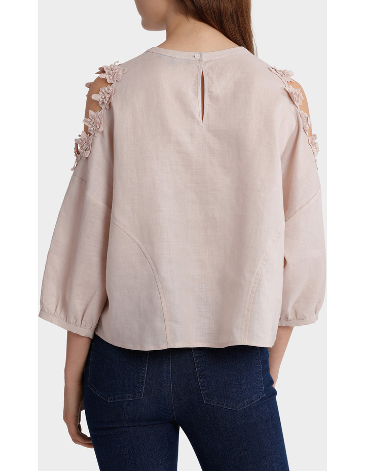 Top with Sleeve Detail image 3