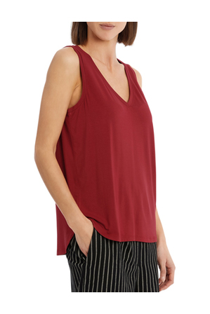 Piper - Singlet High Low