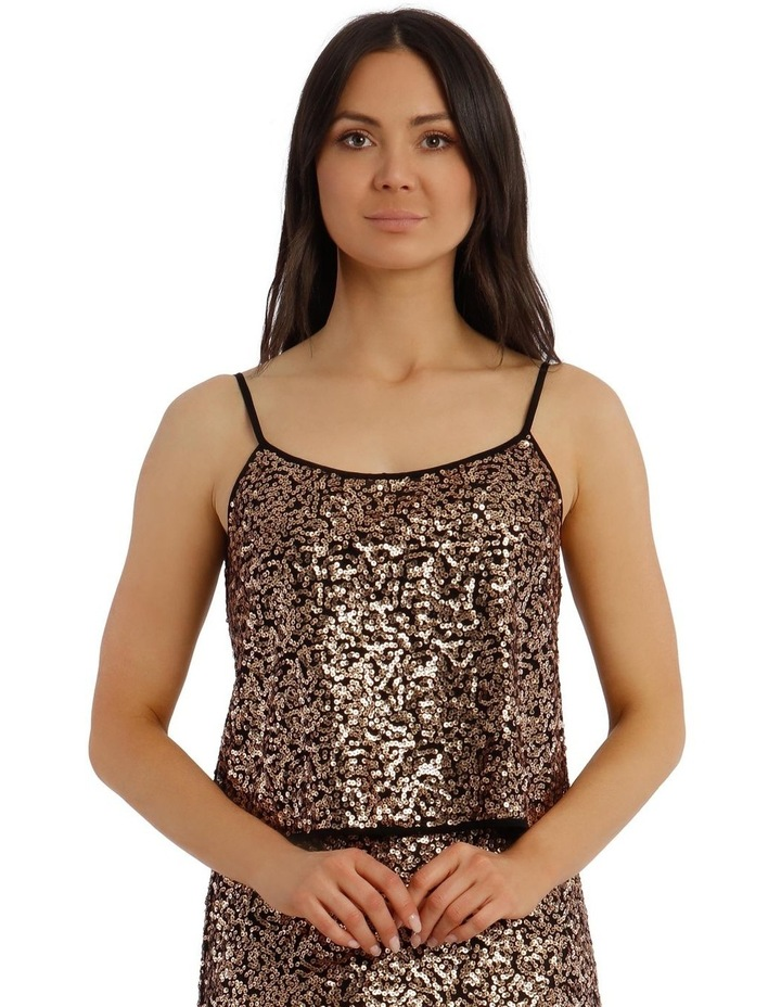 Sequinned Cami image 1