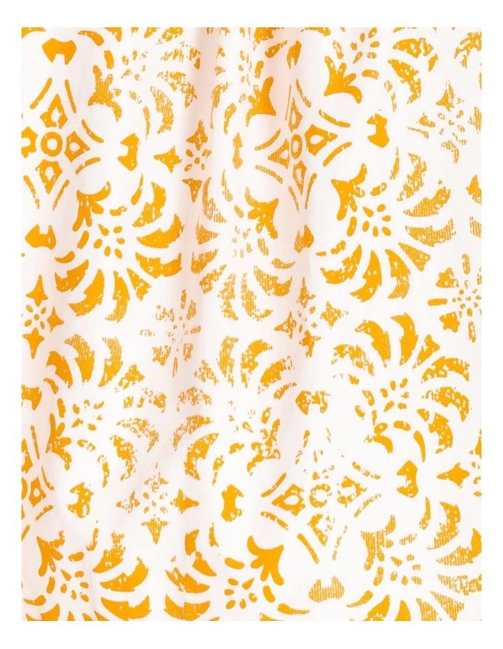 Ruffle Strap Cami Golden Glow Stamp Tile image 5
