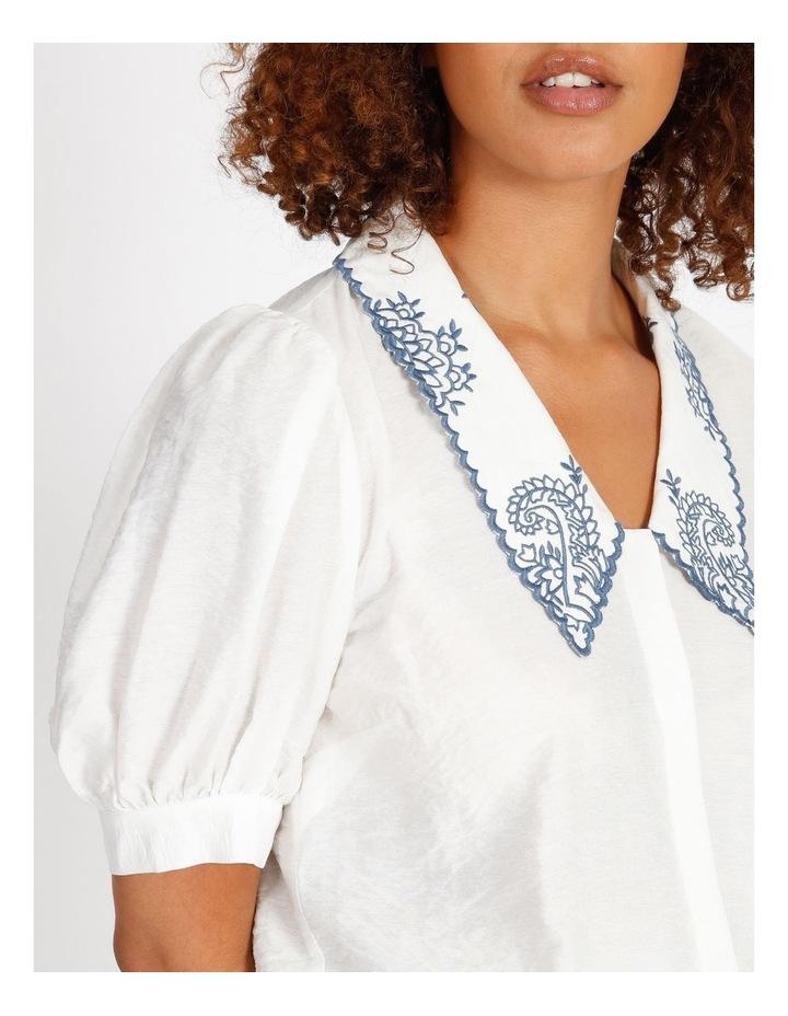 Collar Detail Blouse image 4
