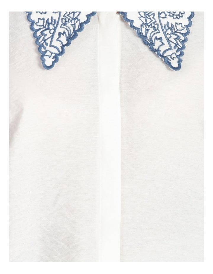 Collar Detail Blouse image 5