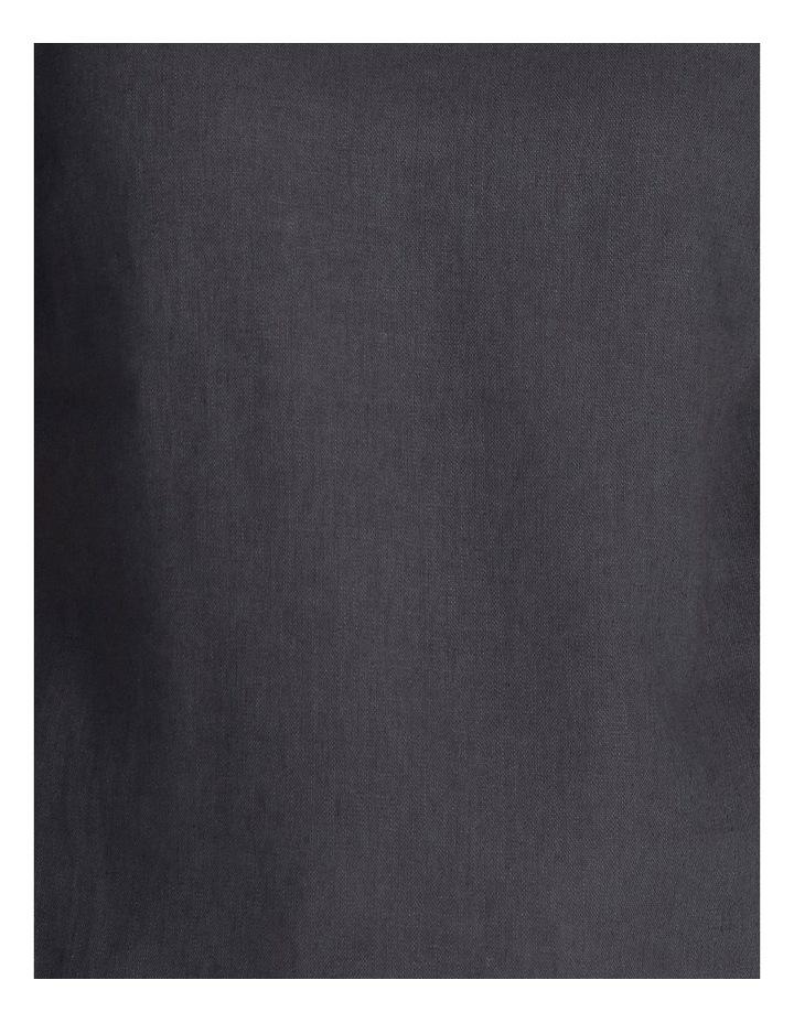 Linen Puff Sleeve Top image 6
