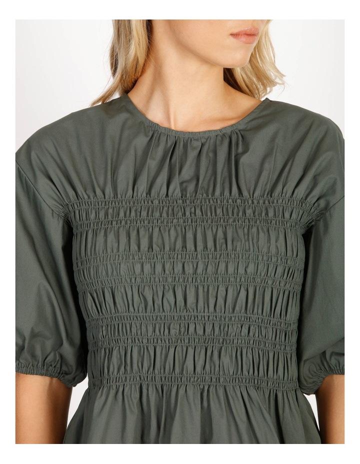 Organic Cotton Shirred Blouse image 4