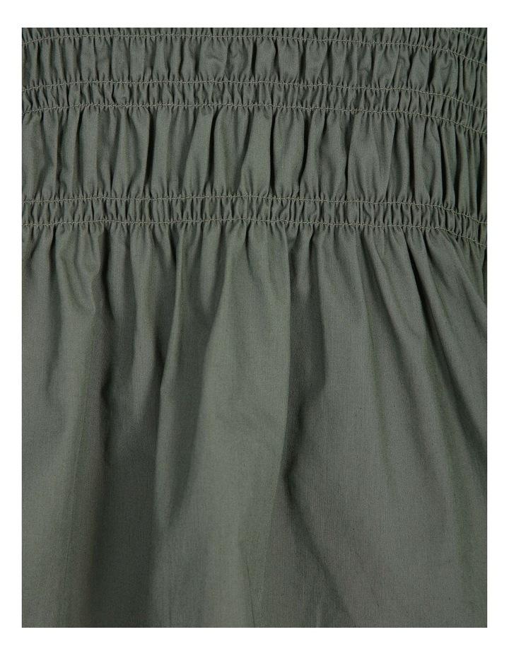 Organic Cotton Shirred Blouse image 5