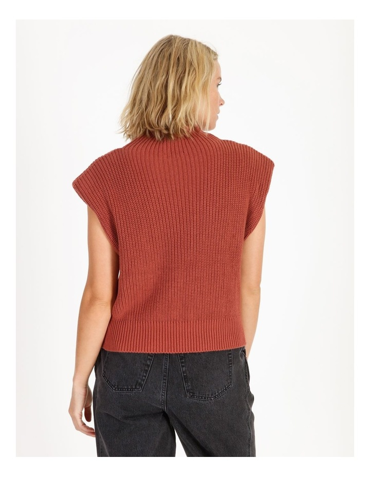 Knitted Muscle Vest image 4