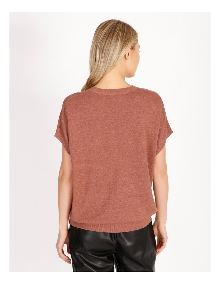 Fully Fashion Linen Top image 4