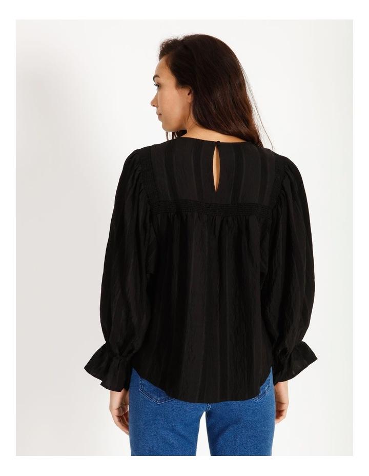 Shirring Detail Blouse image 3