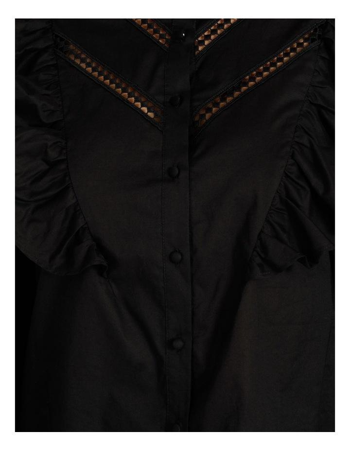 Organic Cotton Ruffle Shirt image 7